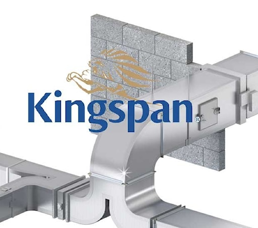 Kingspan Pre-Insulated Ducts